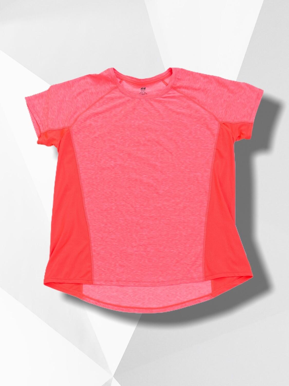 *SPORT* Camiseta deportiva fosfi H&M SPORT (TG)