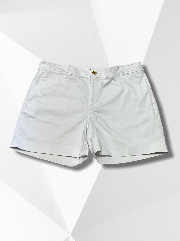 Short blanco RALPH LAUREN