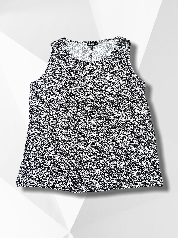 Blusa fresquita sin mangas