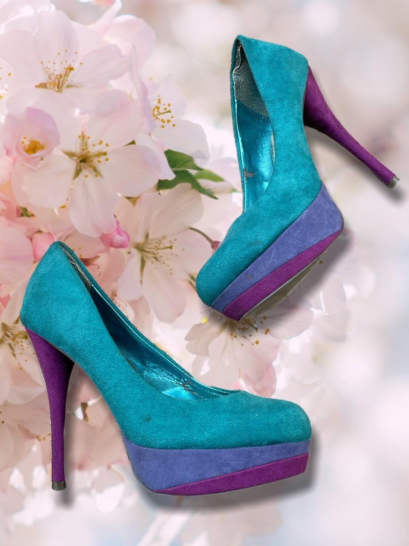 Zapatos de tacón PEACOCK T37