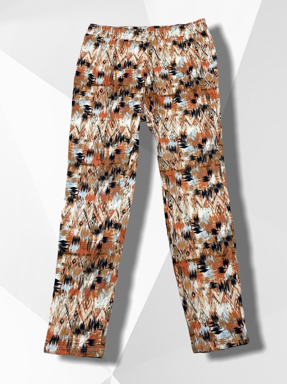 Pantalón sueltito colores tierra TALLA M/L