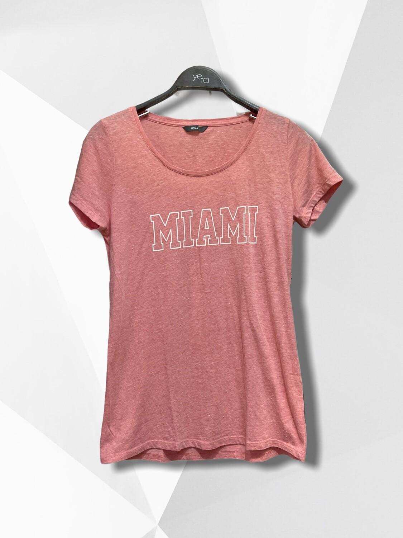 Camiseta de algodón básica MIAMI