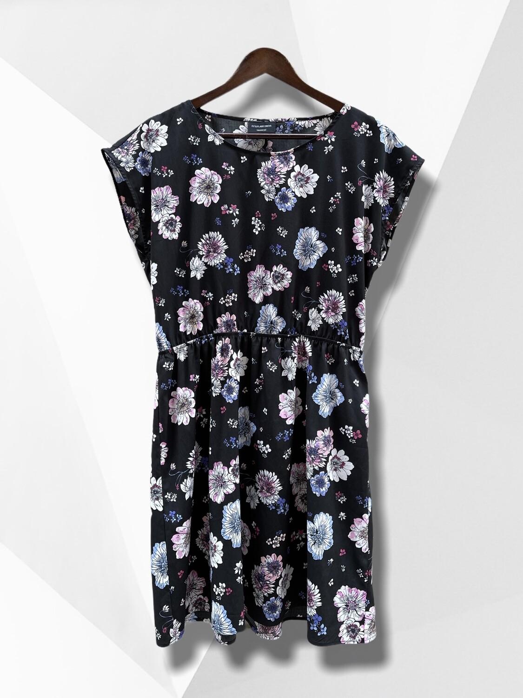 Vestido de florecitas sin mangas