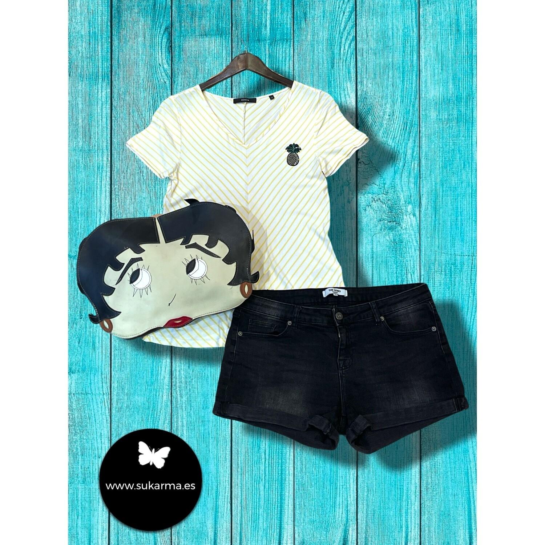 **COMBI 4** Camiseta de algodón PIÑA