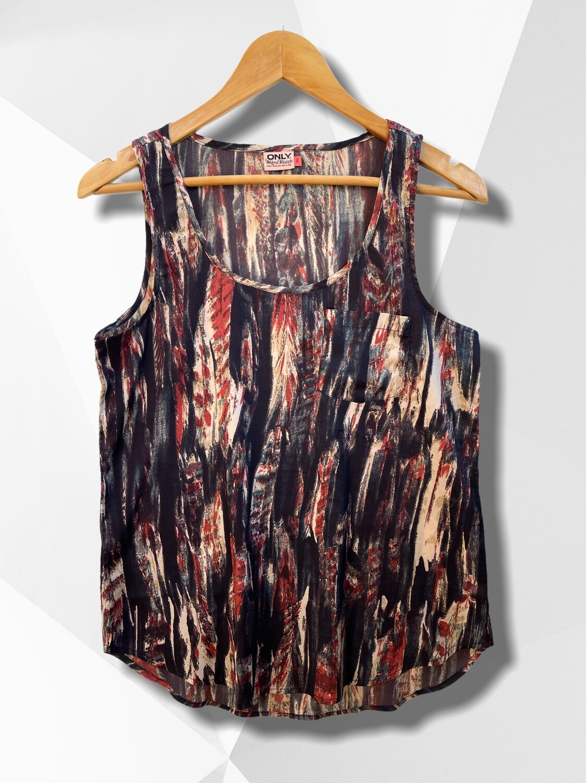 *NEW* Camiseta de tirantes gruesos ONLY