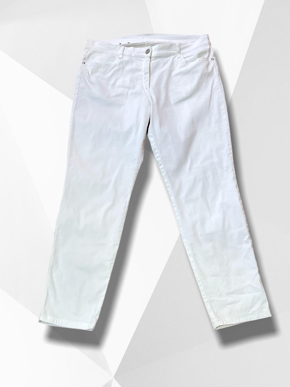 *NEW* Pantalón vaquero blanco T46/48 (TG)