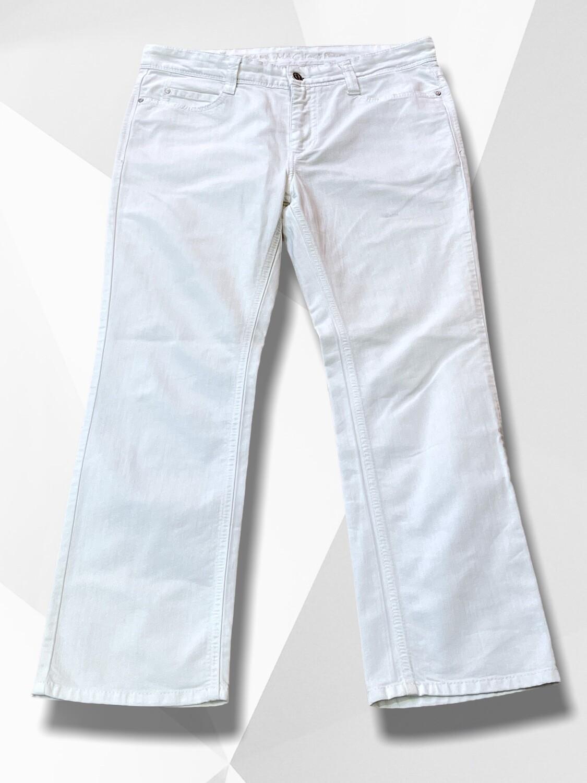 Pantalón vaquero blanco T40