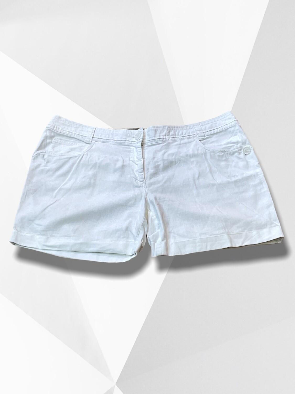 *NEW* Short sueltito blanco T46 (TG)