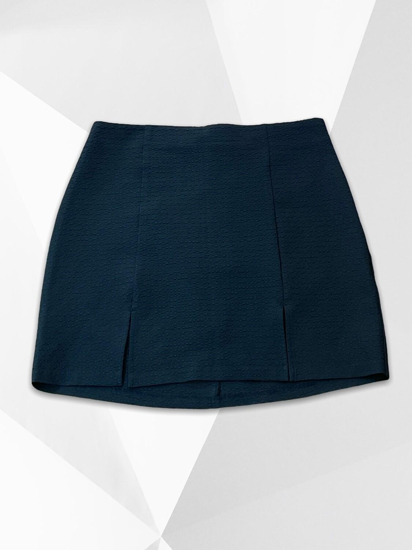 Falda cortita de vestir T40