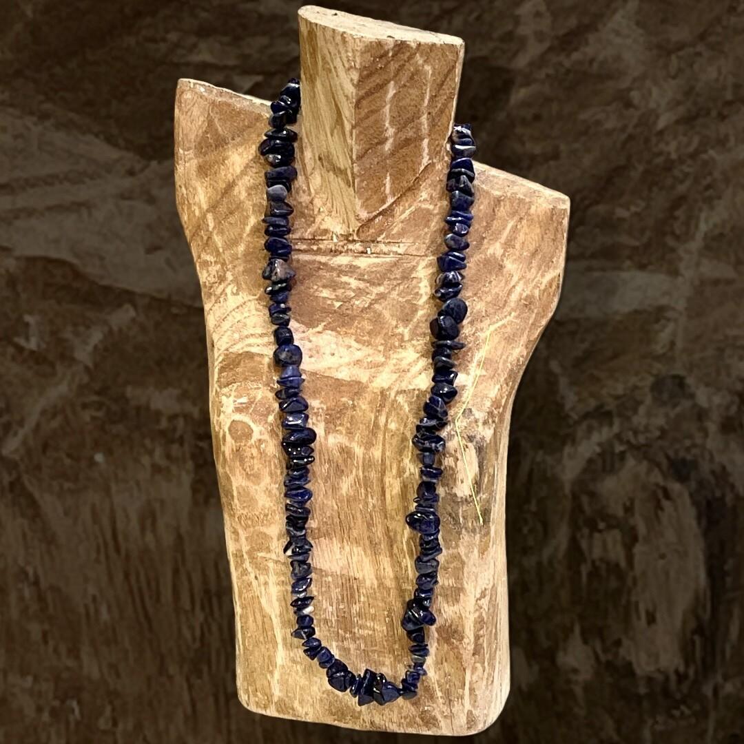 *NEW* Collar de cuarzo azul