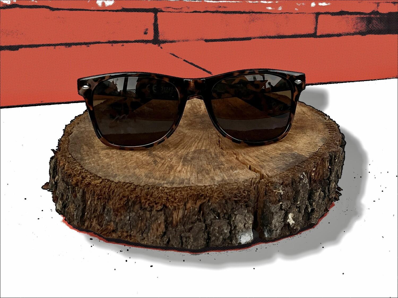 *NEW* Gafas de sol atigradas tipo wayfarer