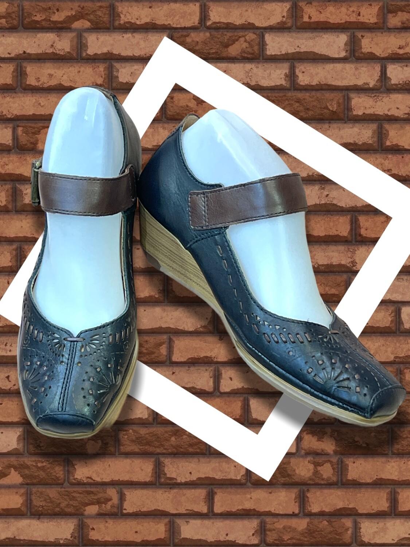 **HOY** Zapatos de punta cuadrada PIKOLINOS T36