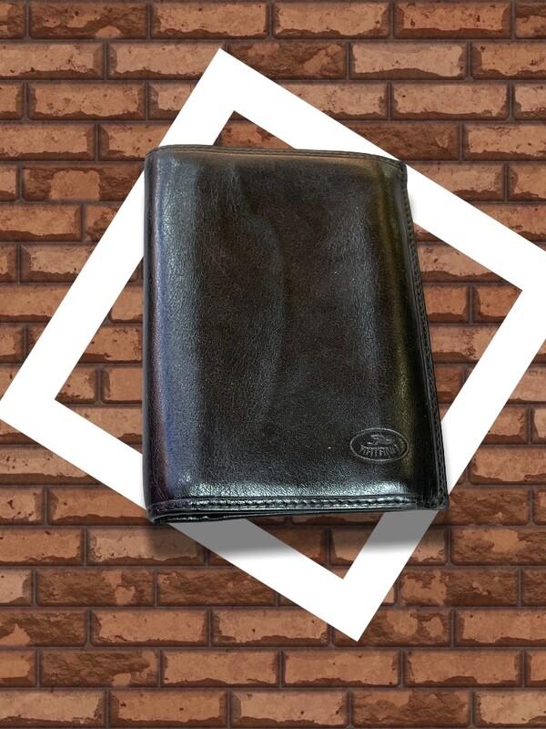 Billetera de hombre de piel KATANA