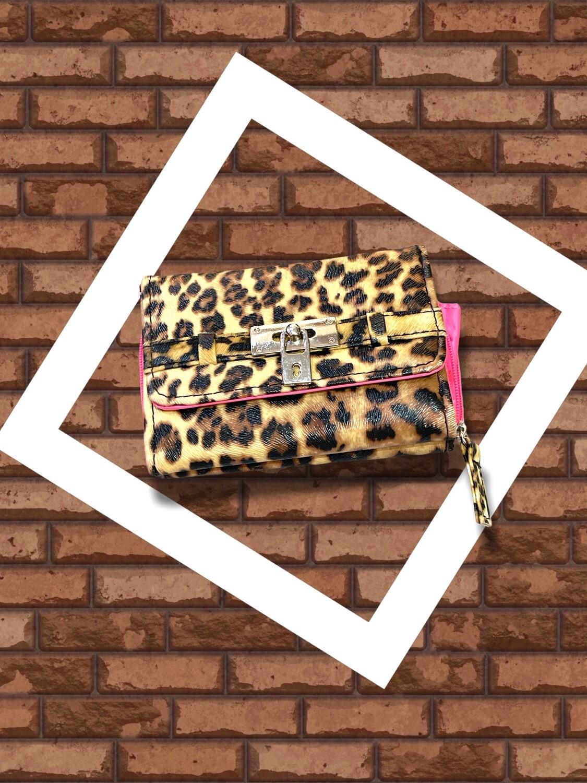 **NEW** Billetera/ Monedero de leopardo