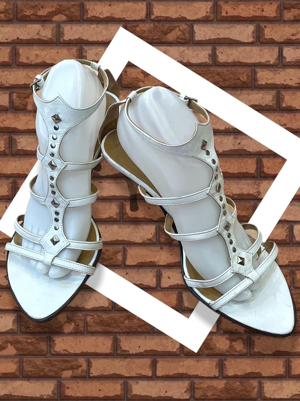 Sandalias de piel romanas SOFIA COSTA T41