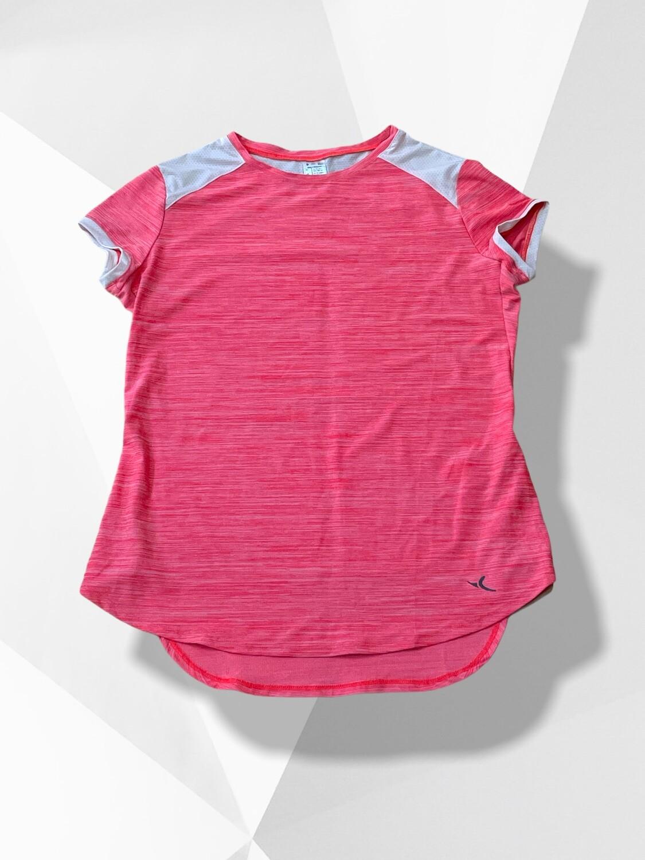 Camiseta deportiva fosfi jaspeada