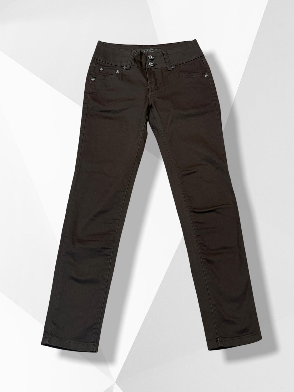 Pantalón vaquero marrón