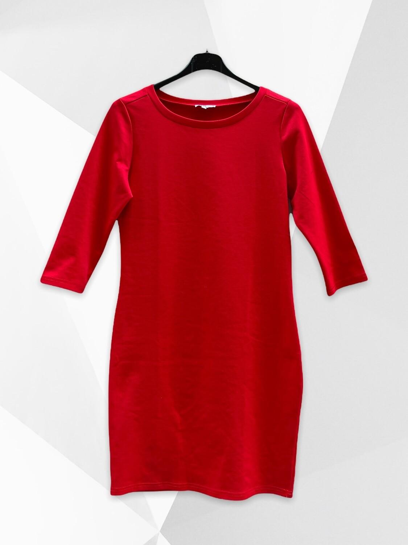 **NEW** Vestido de entretiempo rojo