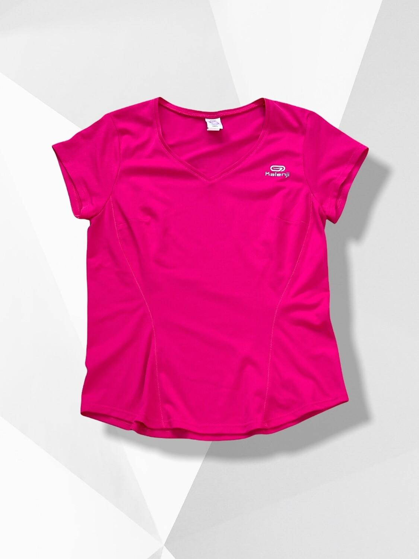 Camiseta de manga corta deportiva KALENJI T36