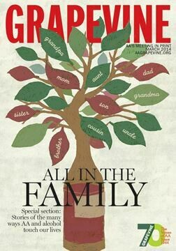 Back Issues of the Grapevine, Pack of 30