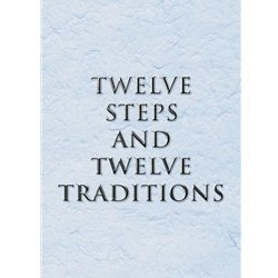 Twelve Steps & Twelve Traditions (large print, soft cover)