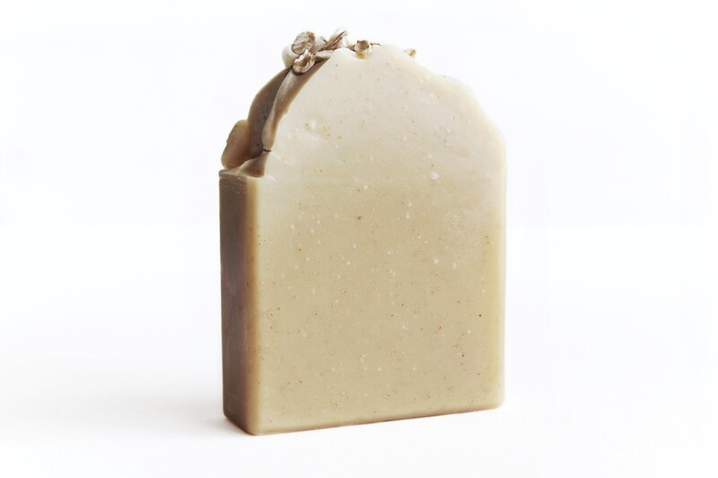 COCOANOAT unscented cocoa butter, coconut milk, oat BIG BAR