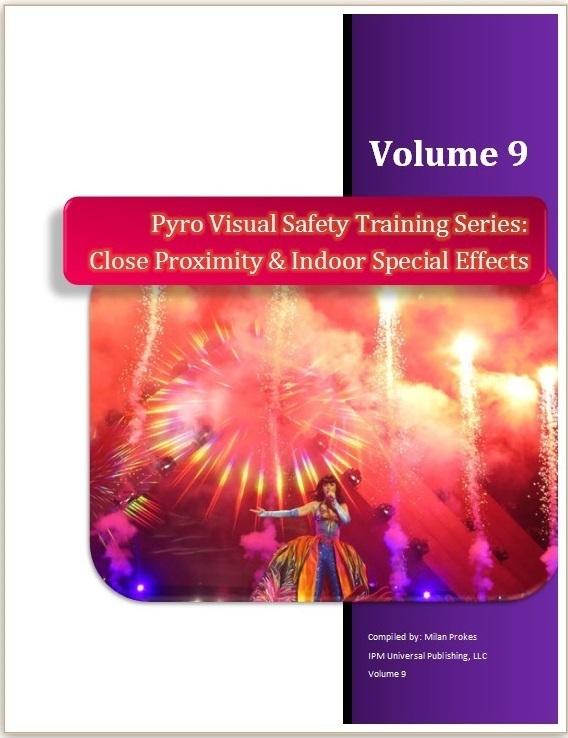 Close Proximity, Indoor Pyro & SPFX Vol. 9 eBook