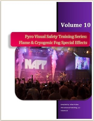 Flame & Cryogenic Fog Special Effects Vol. 10 eBook