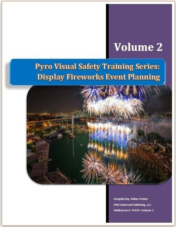 Display Fireworks Event Planning Vol. 2 Hard Copy