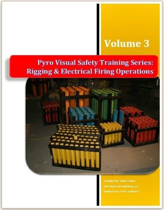 Rigging & Electrical Firing Operations Vol. 3 Hard Copy