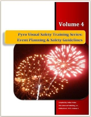 Event Planning & Safety Guidelines Vol. 4 Hard Copy