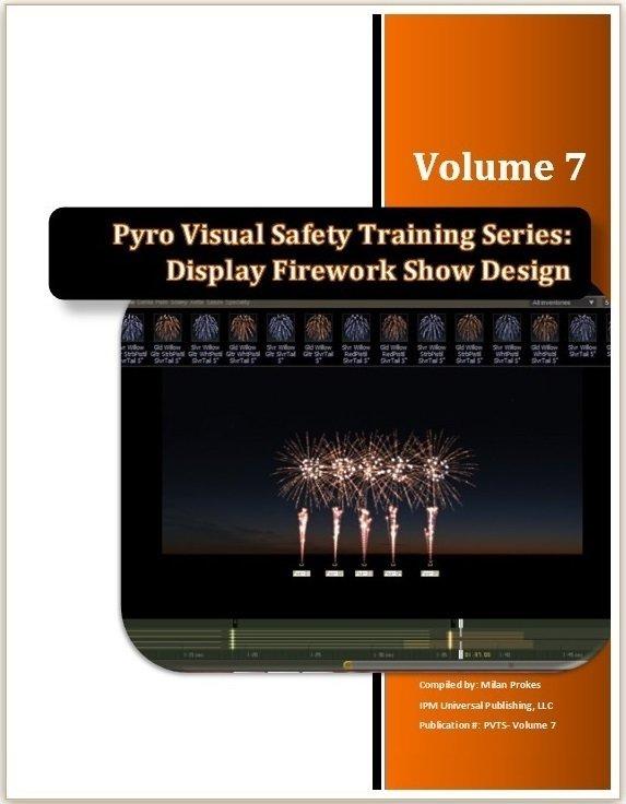 Display Firework Show Design & Choreography Vol. 7 Hard Copy