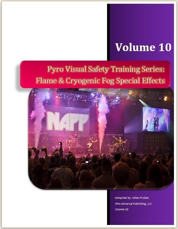 Flame & Cryogenic Fog Special Effects Vol. 10