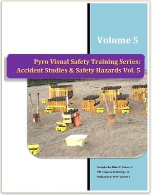 Accident Studies & Safety Hazards Vol. 5 Hard Copy