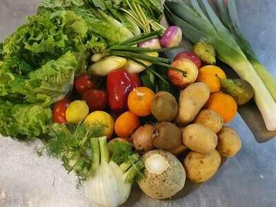Panier COMBO fruits et légumes