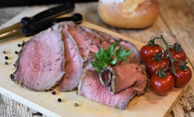 Bœuf pour Rosbeef prêt à cuire 500gr