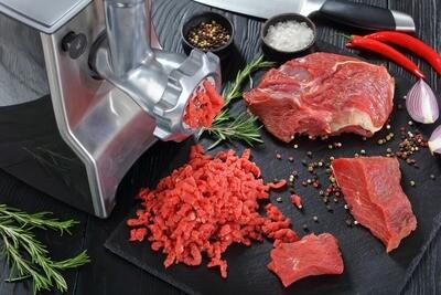 Steak haché Pur Bœuf