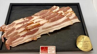 Bacon Valaisan 10T Marque Valais 250gr