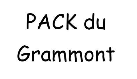 PACK du Grammont