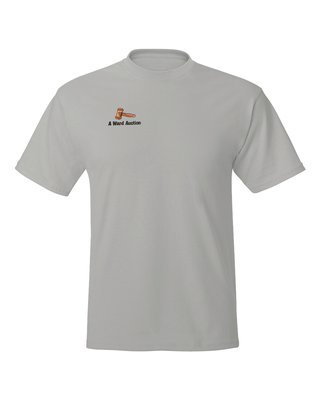 A Ward Auction T-shirt