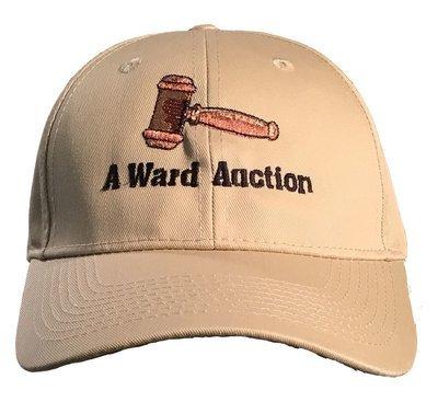 A Ward Auction Cap