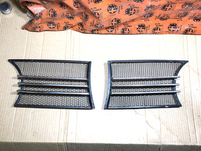 Giulia Sprint GT Veloce Pair Of Mesh Grille Sections