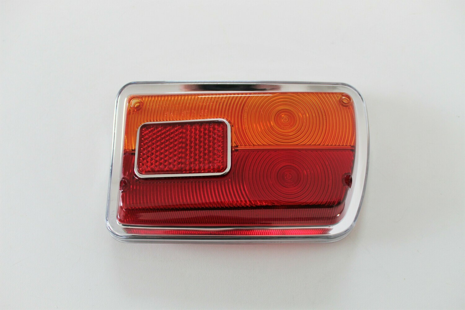 Carello 1750 GTV MK2/GT Juniors/Sprint GTV Rear Light Lens, Right Side