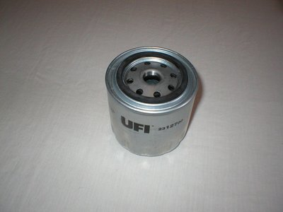 Oil Filter Spin On Type