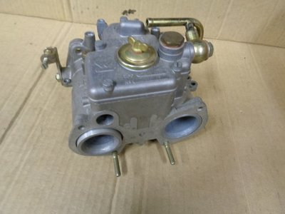 Weber Carburettor Made In Italy