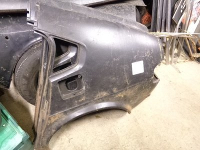 Alfasud   Rear Left Wing
