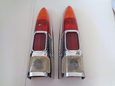 Alfa Romeo 2000 Berlina 1958-62 Rear Light Units NEW OLD STOCK