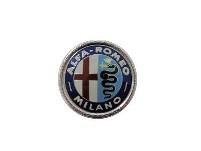 Alfa Romeo Milano Badge Plastic