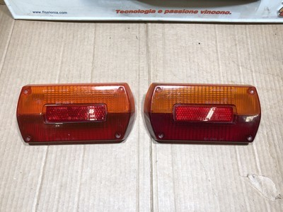 1750 GTV MK1 Altissimo Pair Of Rear Light Lenses, New Old Stock