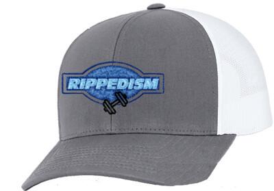 Trucker Mesh Snapback Cap